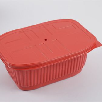 自加热餐盒